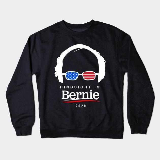 Best Art Of 2020 Best Art   Bernie 2020   Bernie Sanders   Crewneck Sweatshirt