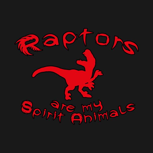 Raptors are my spirit animals
