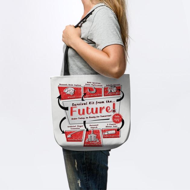 Retro Future Survival Kit