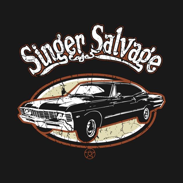 Singer Salvage