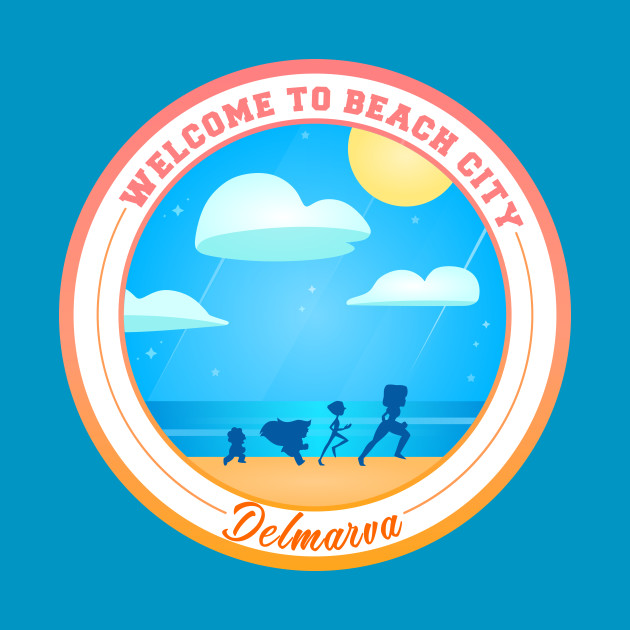 Welcome To Beach City