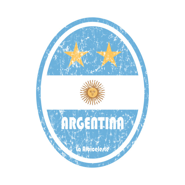 Football - Argentina (Distressed)