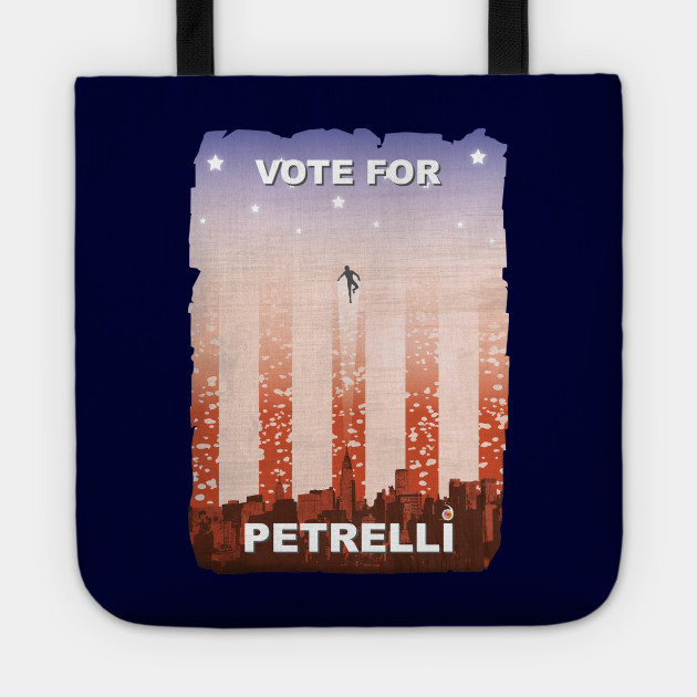 Vote for Nathan Petrelli