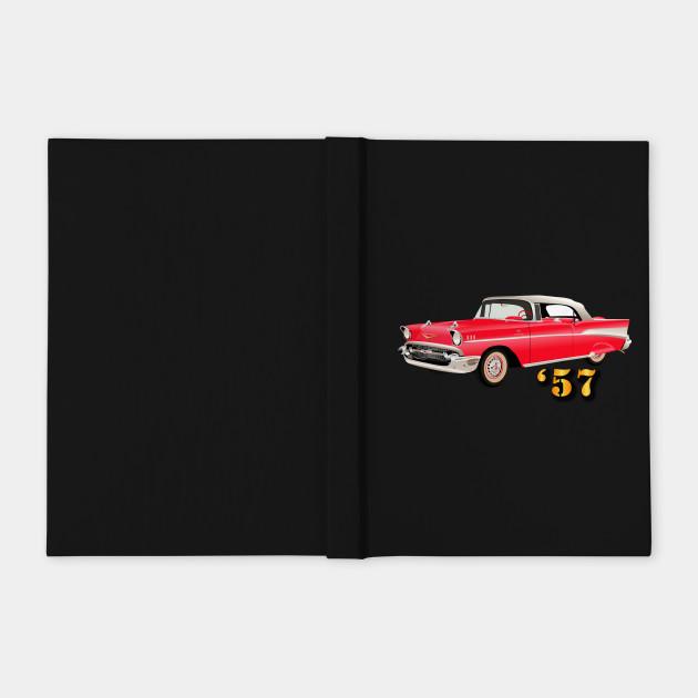 Vehicle - 57 Chery - Red