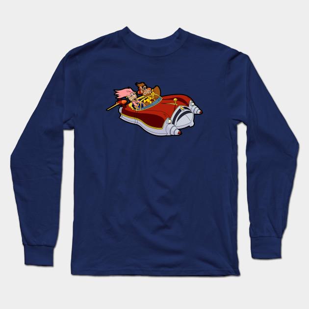 1762fd72a2c Hot Rod ALF - Alf - Long Sleeve T-Shirt