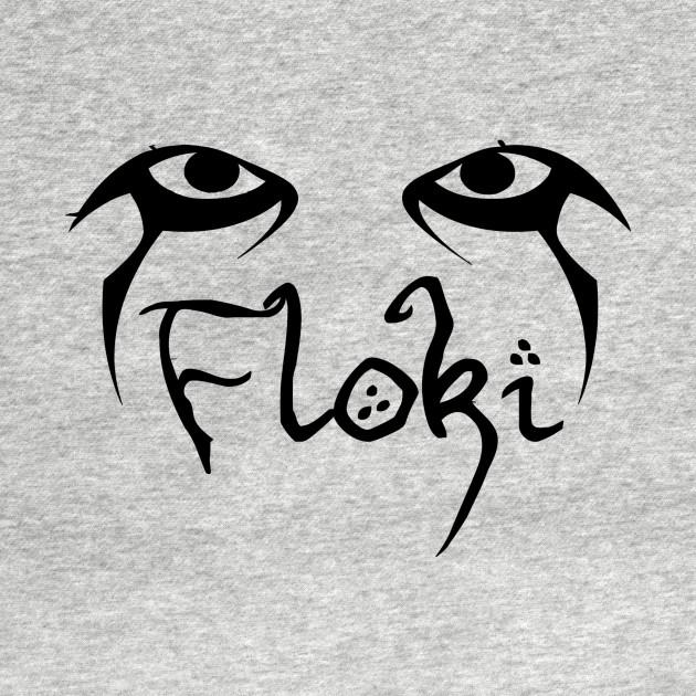 Floki Vikings Floki T Shirt Teepublic