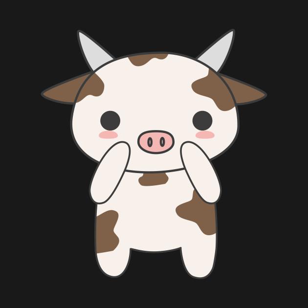 Cute & Kawaii Cow T-Shirt