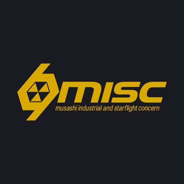 MISC - Musashi Industrial and Starflight Concern (Star Citizen)