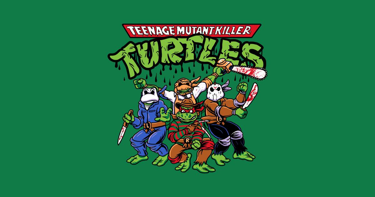 Ninja Turtle T Shirts For Women