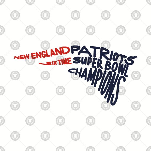 patriots six time
