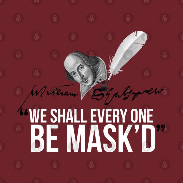 Shakespeare Mask'd