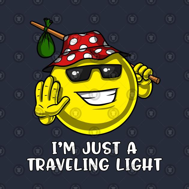 Funny Physics Science Traveling Light Joke