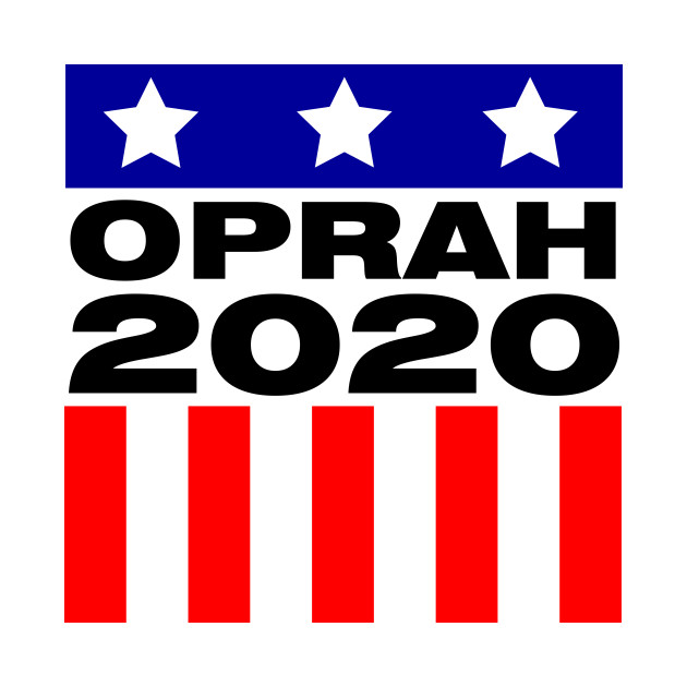 Image for Oprah as a presidential candidate