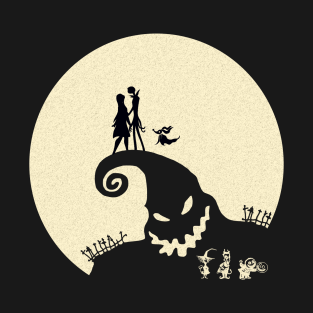 nightmare love t shirt - A Nightmare Before Christmas