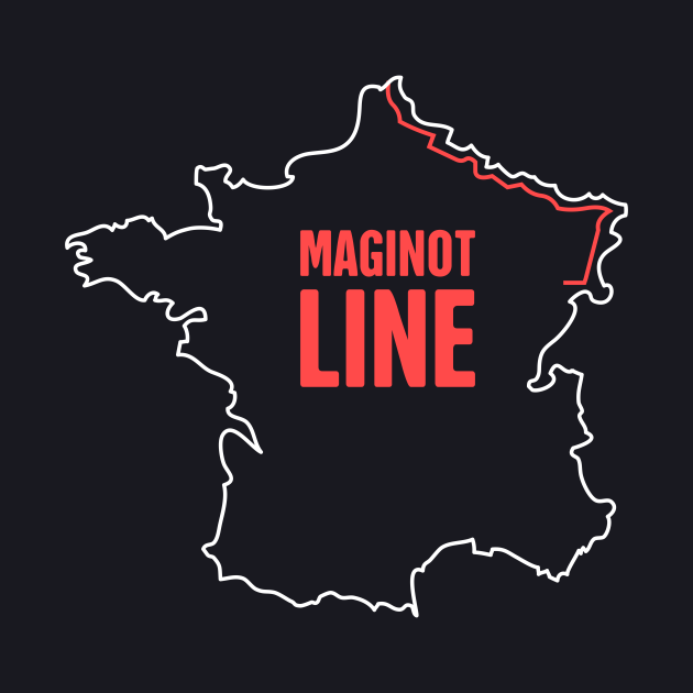 World War II French Maginot Line