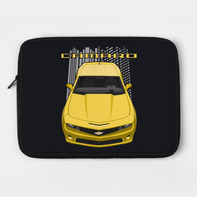 Camaro Ss 5th Gen Yellow By V8social