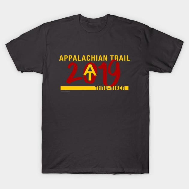 7eab0ccfa2b Appalachian Trail Thru-Hiker Class of 2019 - Appalachain Trail - T ...