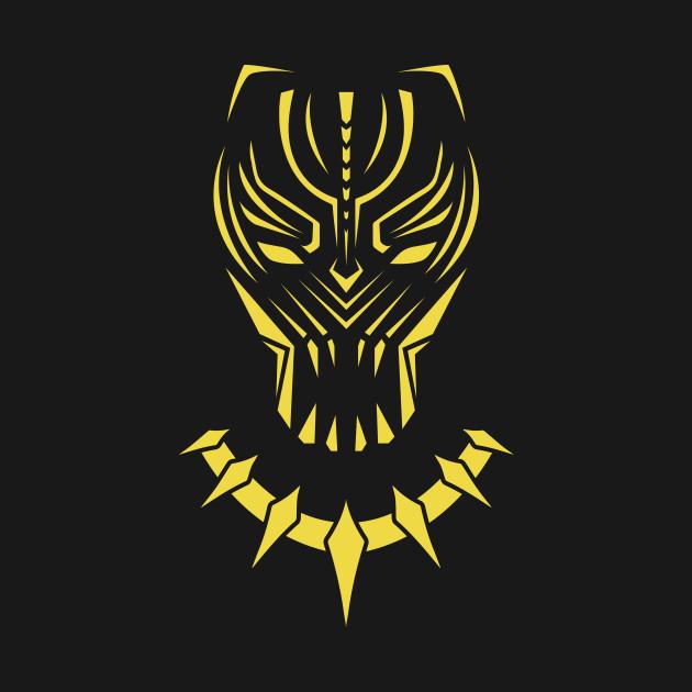 golden jaguar black panther black panther t shirt teepublic. Black Bedroom Furniture Sets. Home Design Ideas
