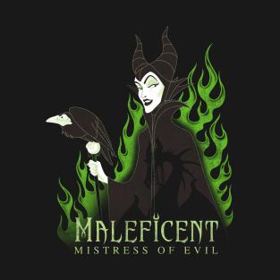 Maleficent Fanart T Shirts Teepublic