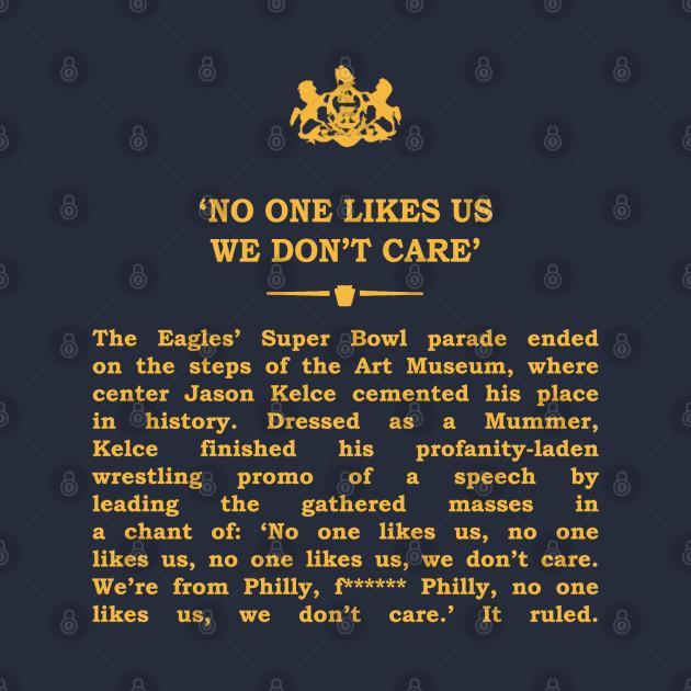 Real Historical Philadelphia - No One Likes Us (Radio Edit)