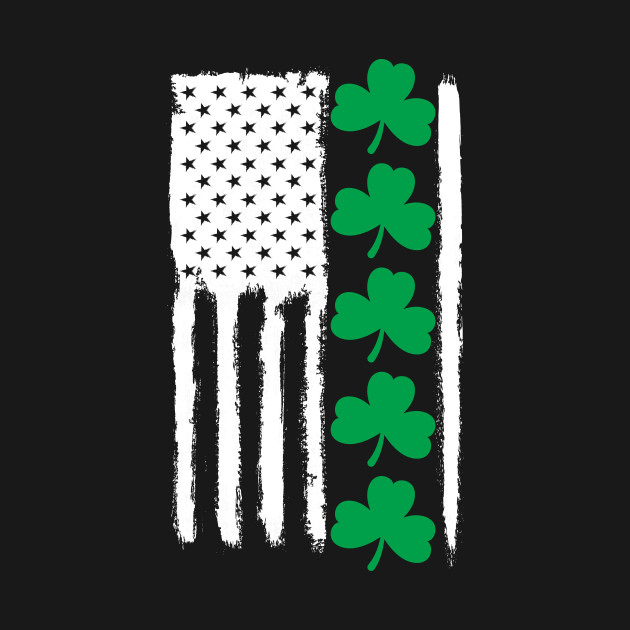 8bed8f86 St. Patrick's Day Shirts for Men/Women.St Patrick's Day Flag - St ...