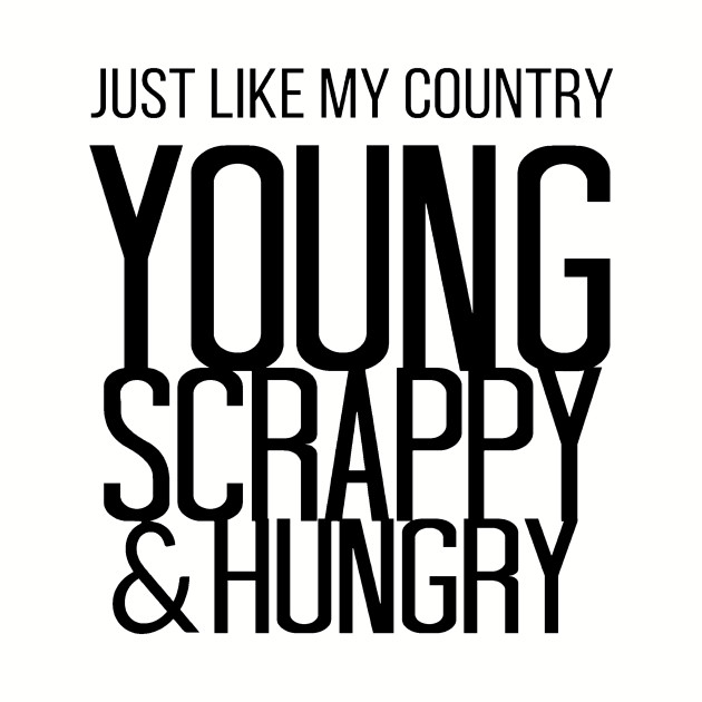 Young Scrappy Hungry