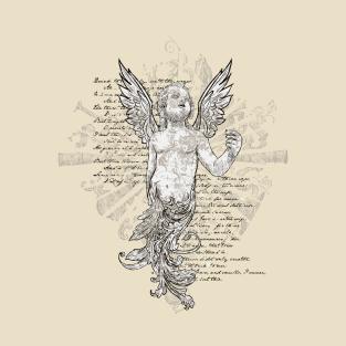 Cupid Angel t-shirts