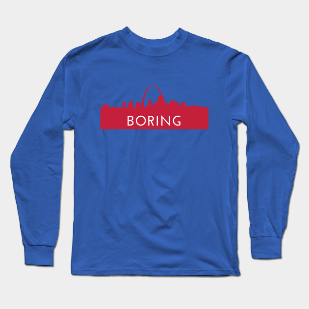 new arrival bb53a 9e90b St. Louis is Boring | Red