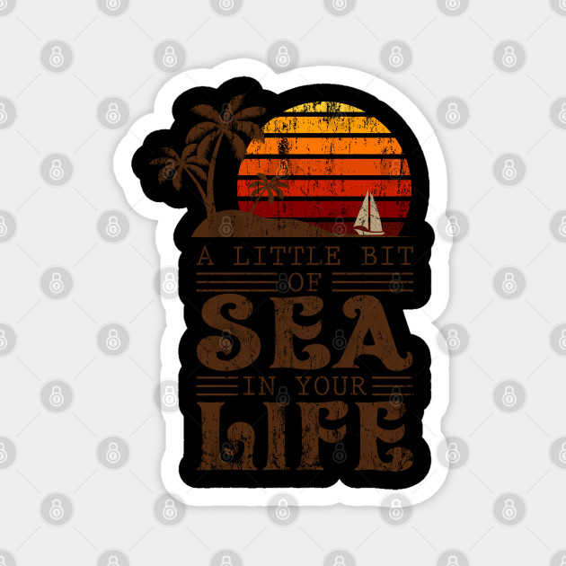 A little bit sea in your Life Ocean Gift