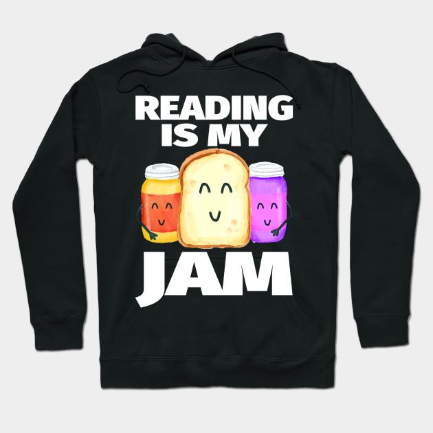 Hoodie Love Reading Tee Shirt Cool Sweatshirt