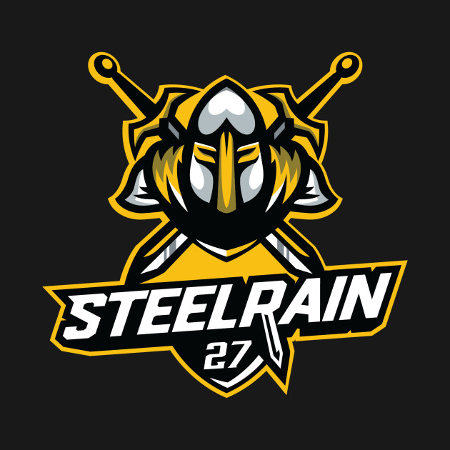 SteelRain27 Logo Full