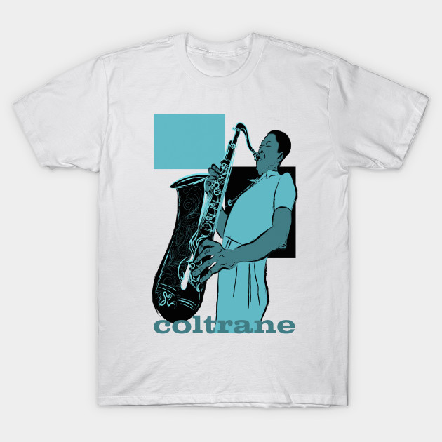 John Coltrane SOULTRANE Jazz Album Cover Adult T-Shirt All Sizes