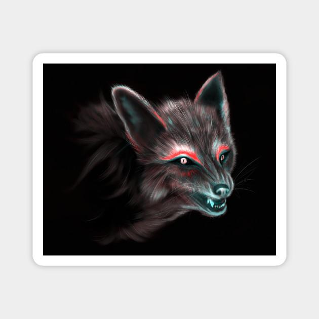 Neon Fox War Paint