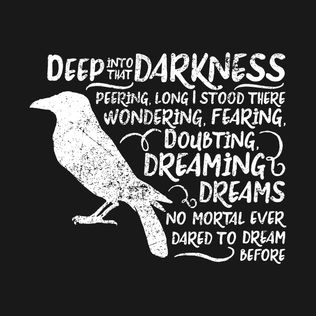 the raven edgar allen poe quote the raven quote t