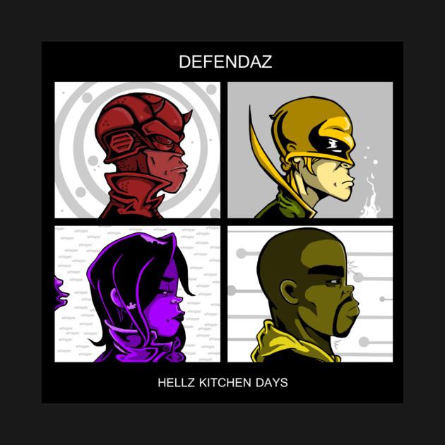 The Defendaz
