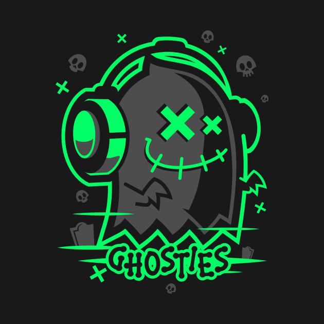 Ghosty Bones Green