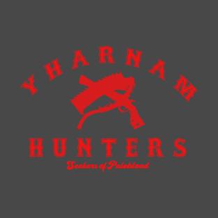 Yharnam Hunters t-shirts