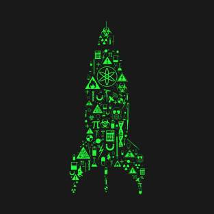 Rocket Science t-shirts