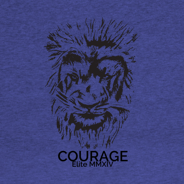 courage - illustration collection