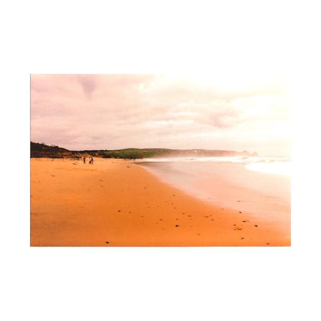 Beach near Melbourne, Australia