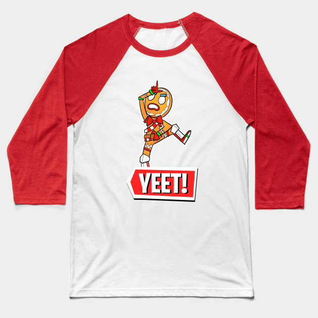 Gingy doing a loser dance - YEET!