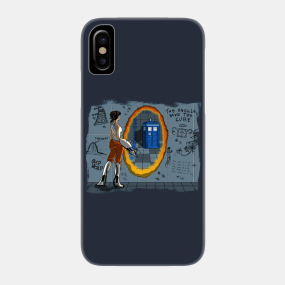 Portal Phone Cases - iPhone and Android | TeePublic