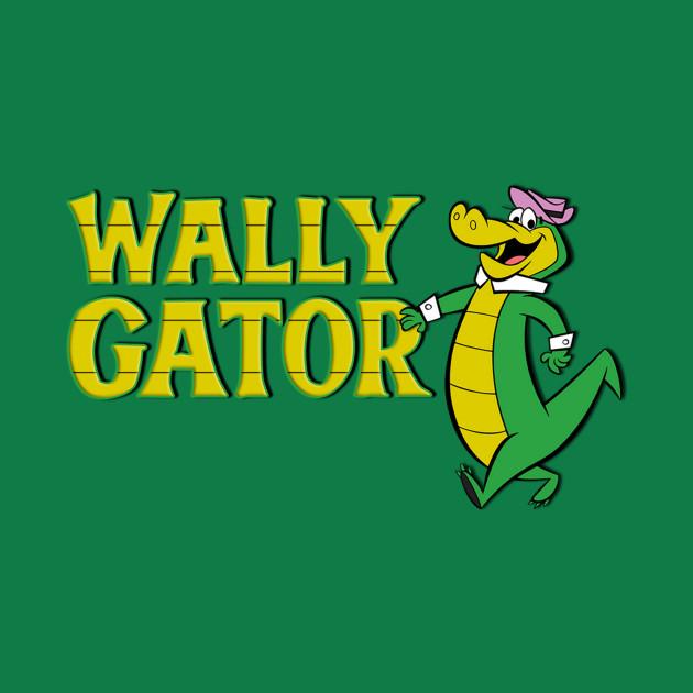 Wally Gator (Limited Edition)