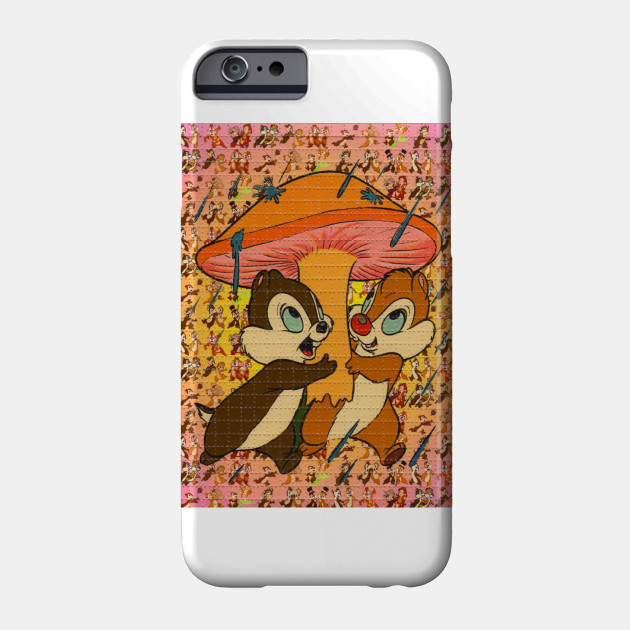 Chip N Dale Chip And Dale Phone Case Teepublic