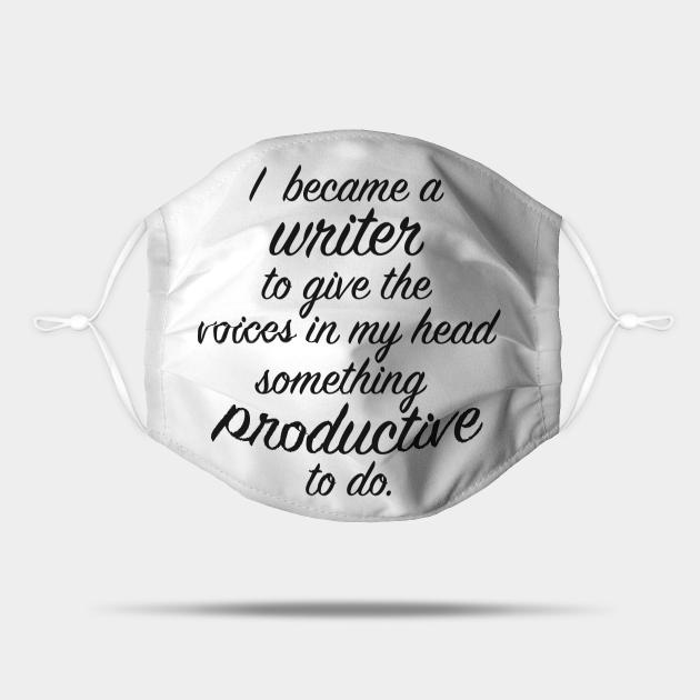 I Became a Writer...