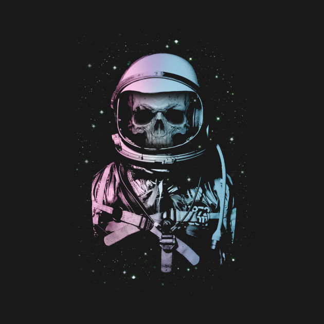 Death In Space T-Shirt