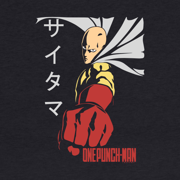 One Punch Man (Saitama Action) Anime