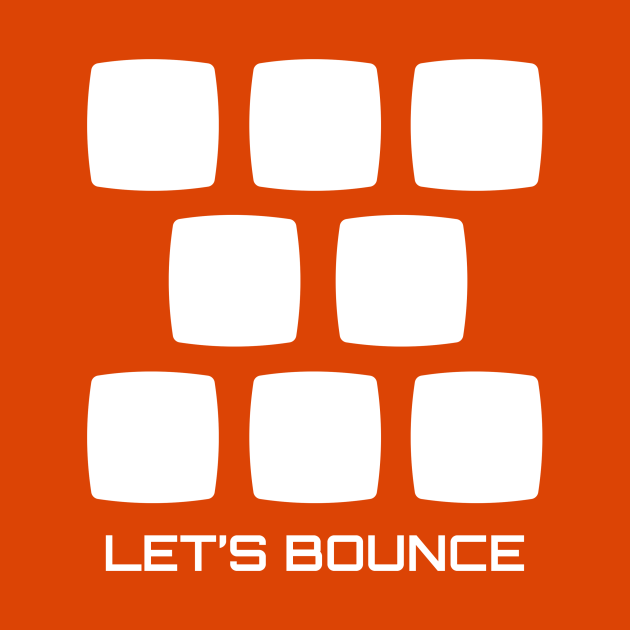 Let's Bounce Logo