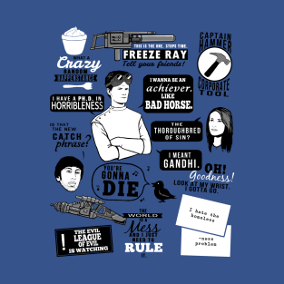 Horrible Quotes t-shirts