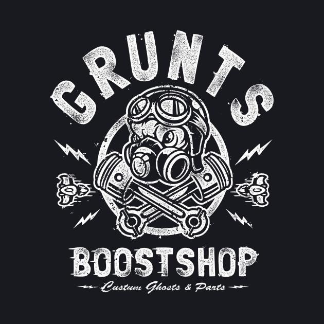 Grunts Boost Shop